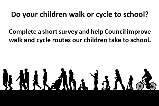 Walk and Cycle Audit of School Routes